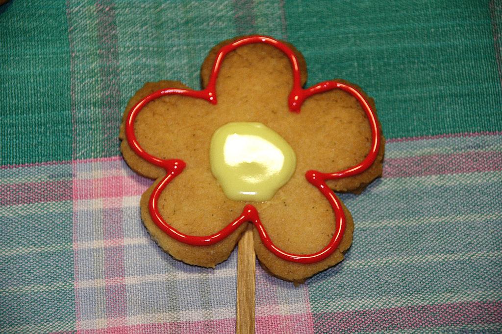 Biscotti fiorellini 4