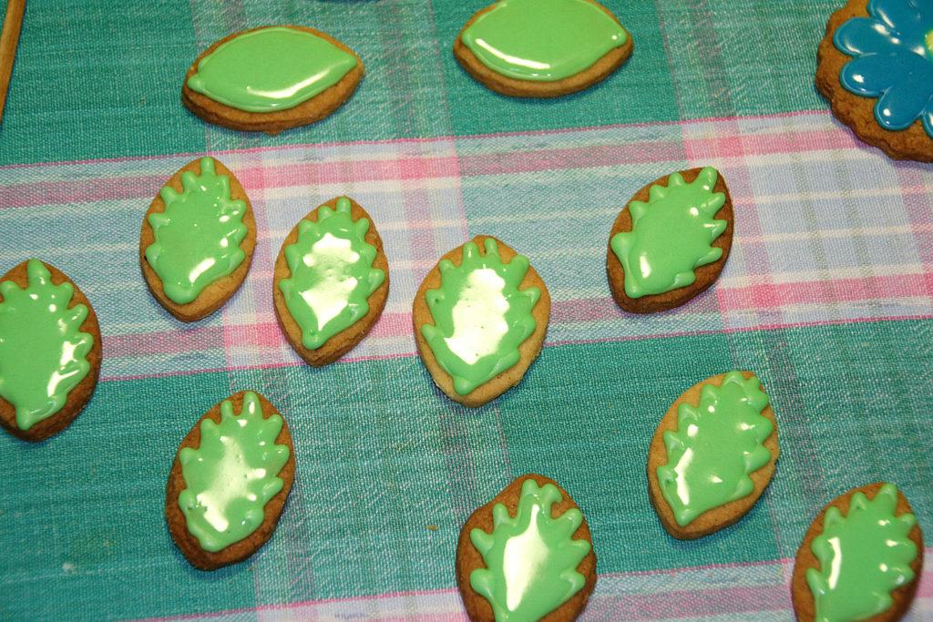 Biscotti fiorellini 5