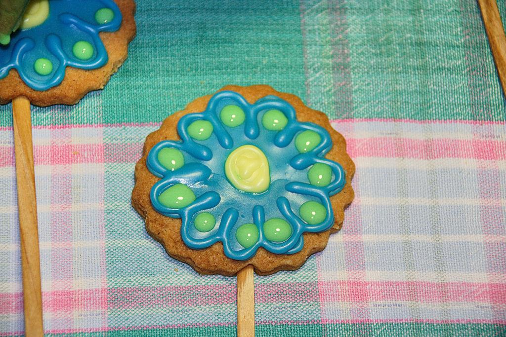 Biscotti fiorellini 6