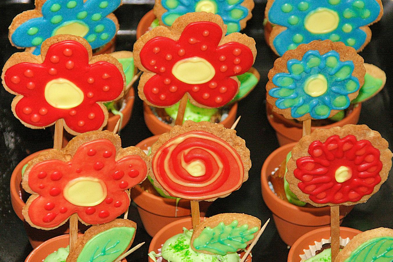 Biscotti fiorellini 7