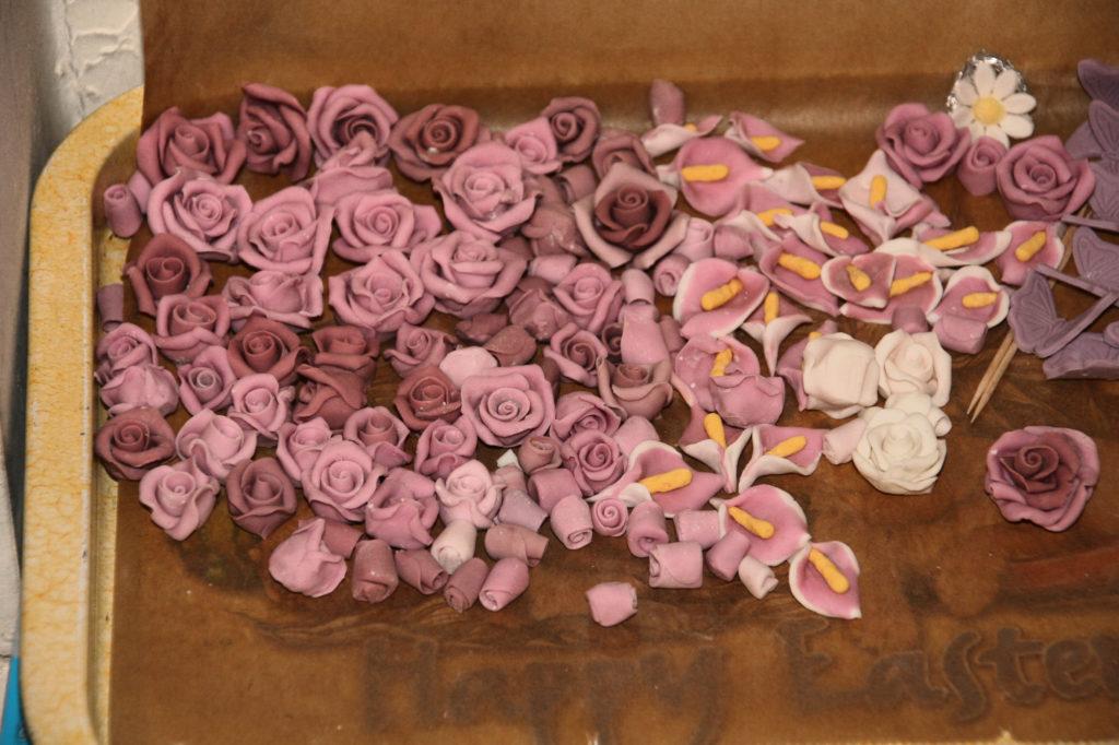 Bomboniere fiori di zucchero 02