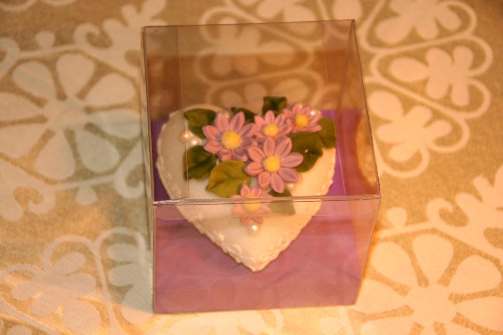 Bomboniere fiori di zucchero 10