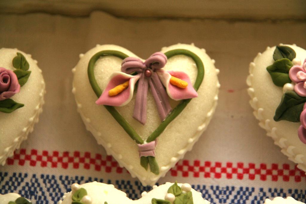 Bomboniere fiori di zucchero 14