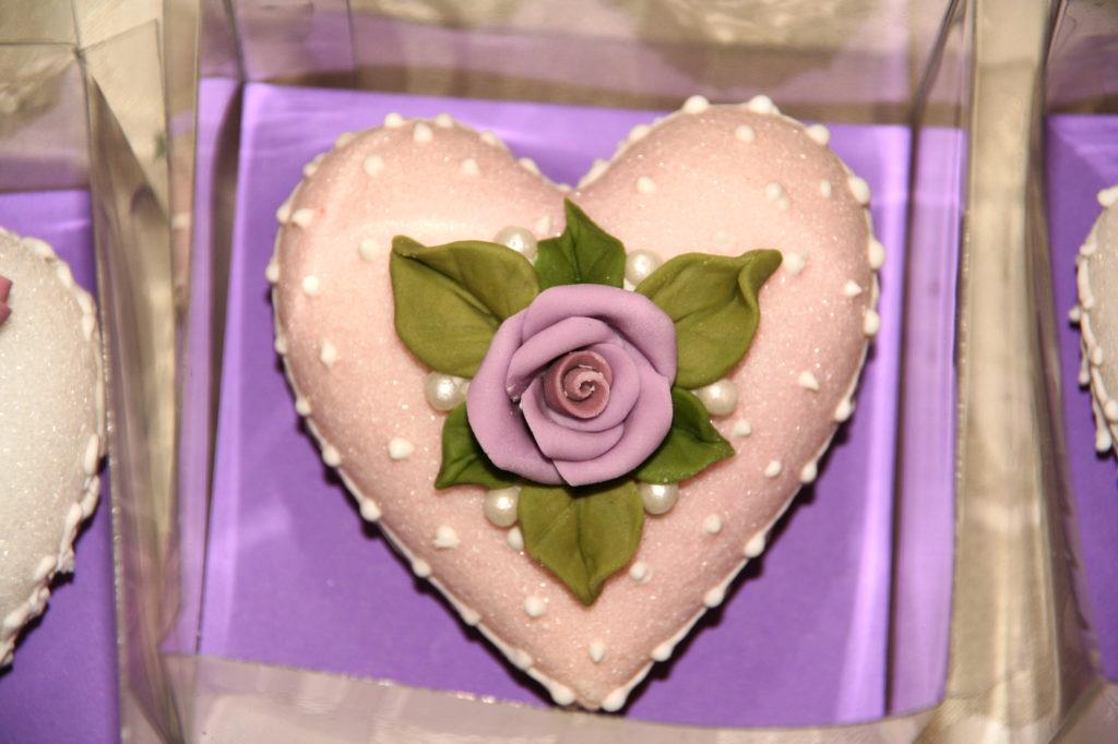 Bomboniere fiori di zucchero 16