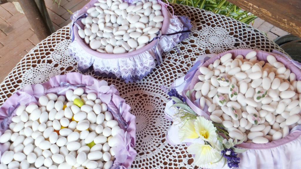 Bomboniere di zucchero decorate 34