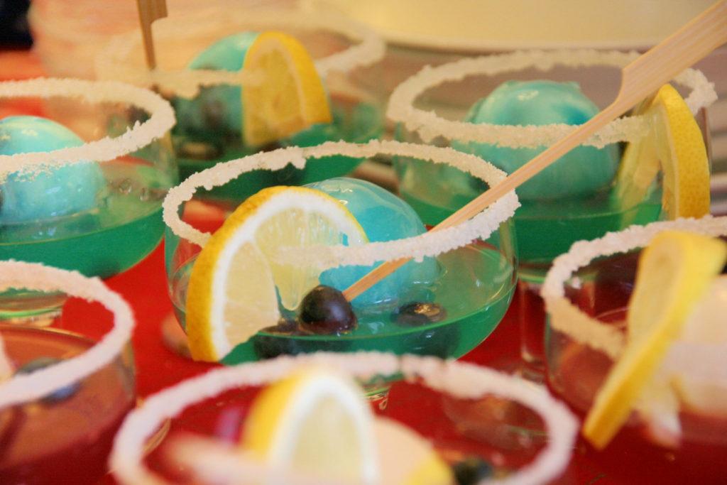 Cocktail Puffo Blu