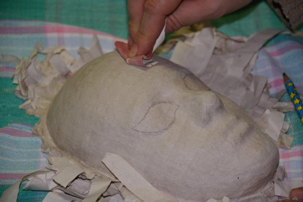 Maschera veneziana 21