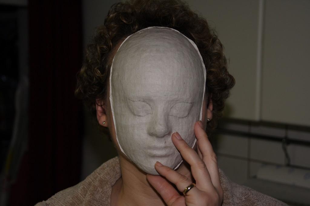 Maschera veneziana 27