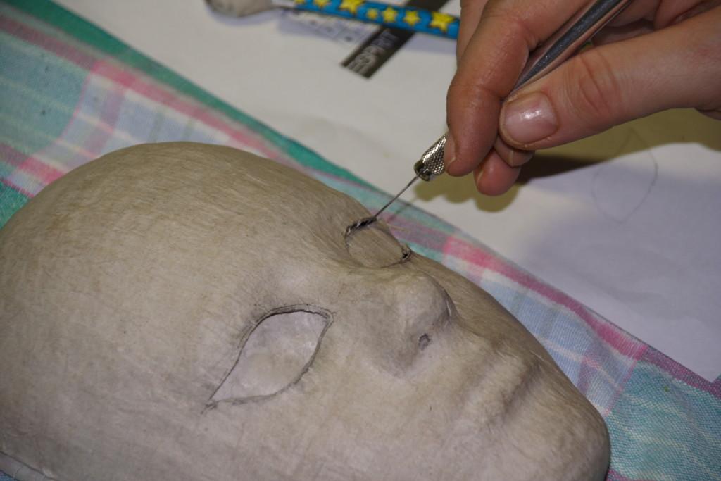 Maschera veneziana 28