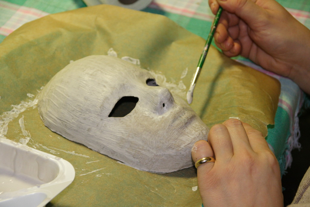 Maschera veneziana 30
