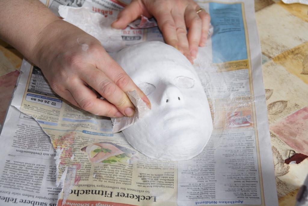 Maschera veneziana 31