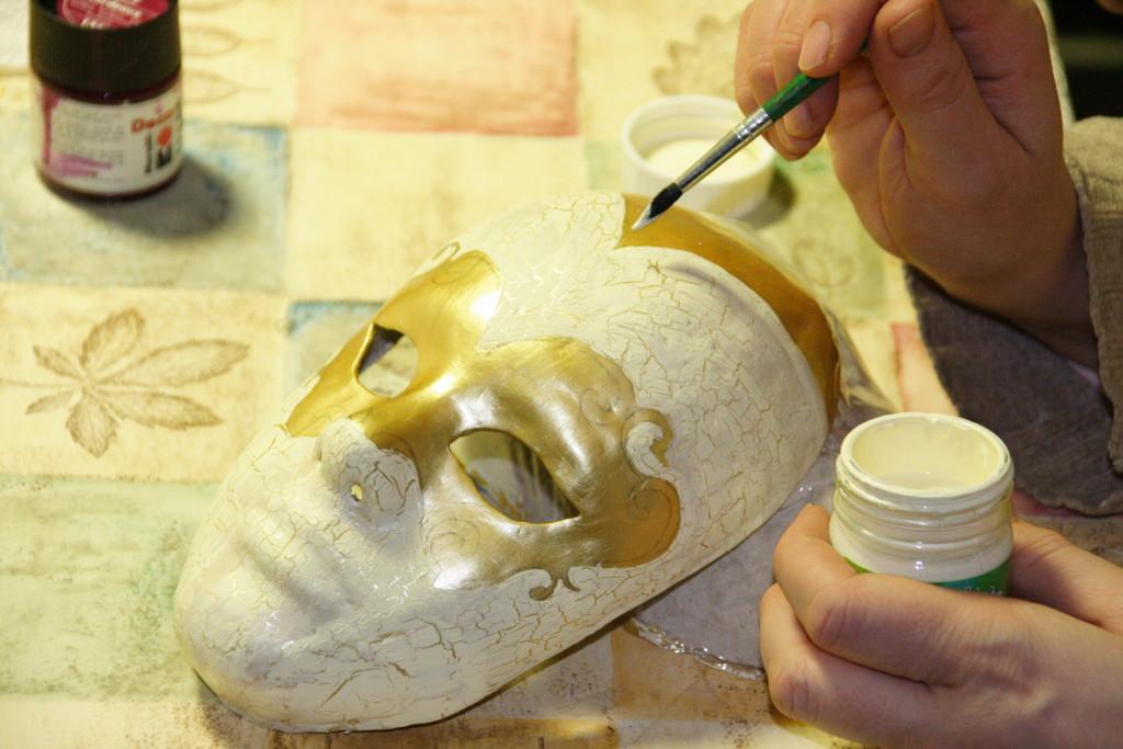 Maschera veneziana 33