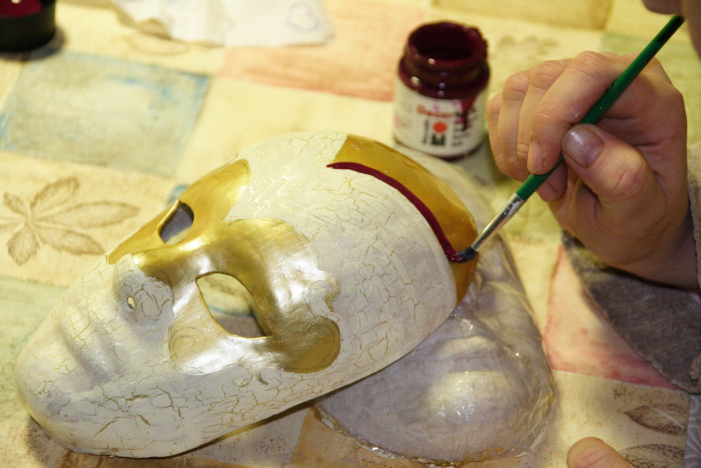 Maschera veneziana 34