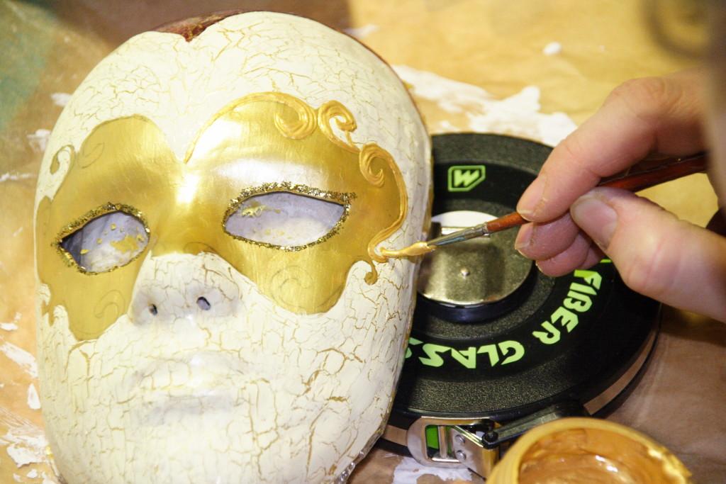 Maschera veneziana 36