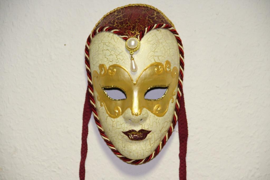 Maschera veneziana 38