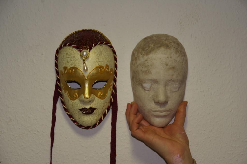 Maschera veneziana 39
