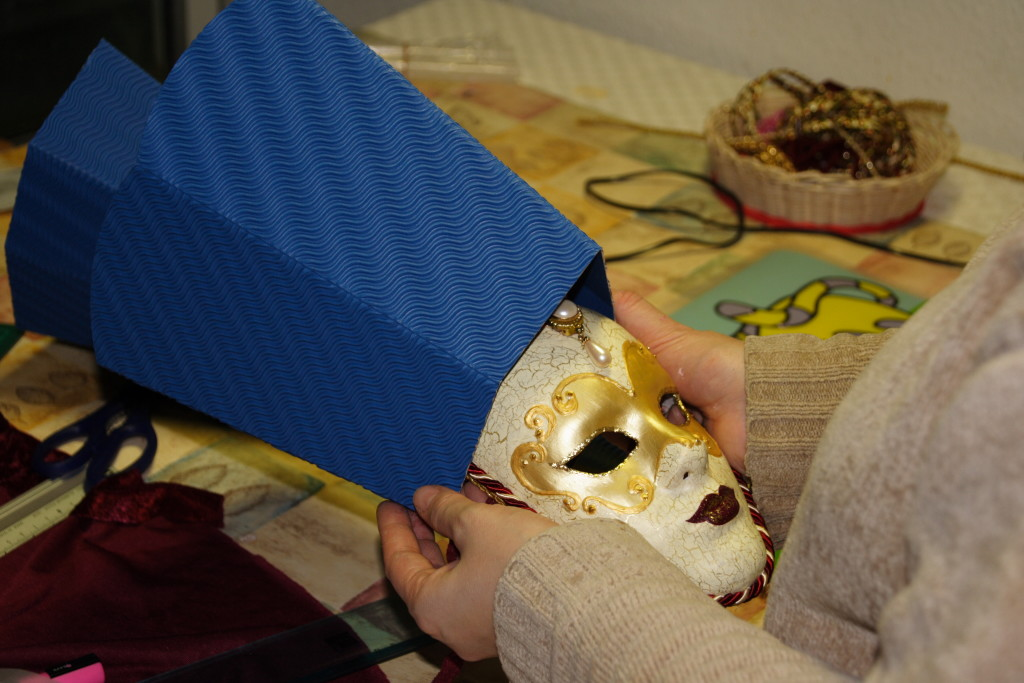 Maschera veneziana 40