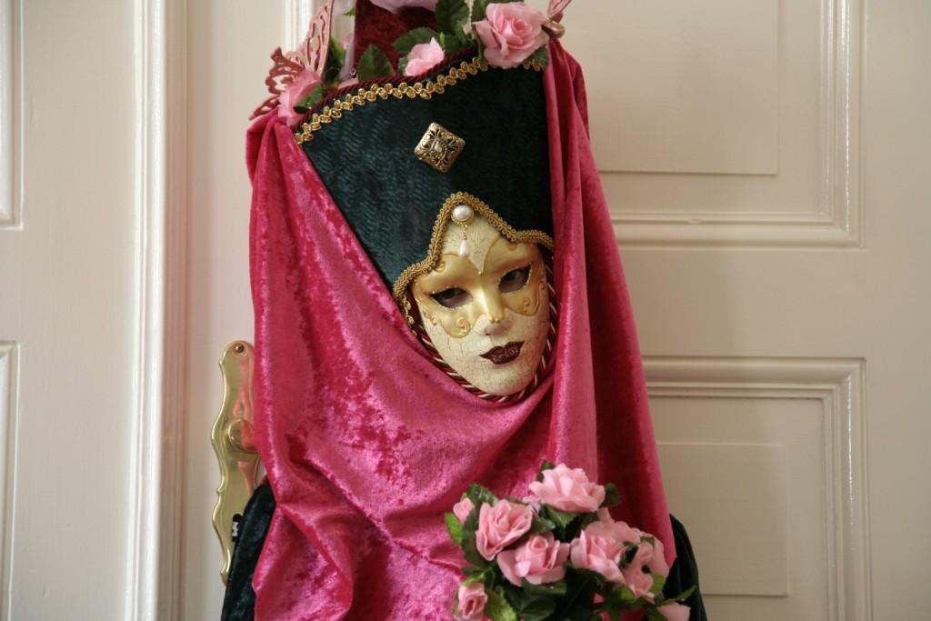 Maschera veneziana 41