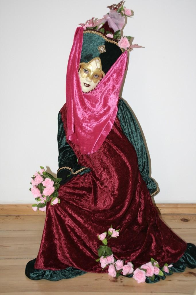 Maschera Veneziana 42