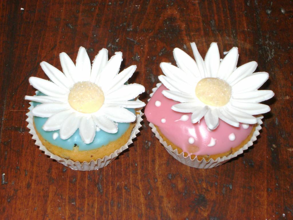 Muffin floreali 1
