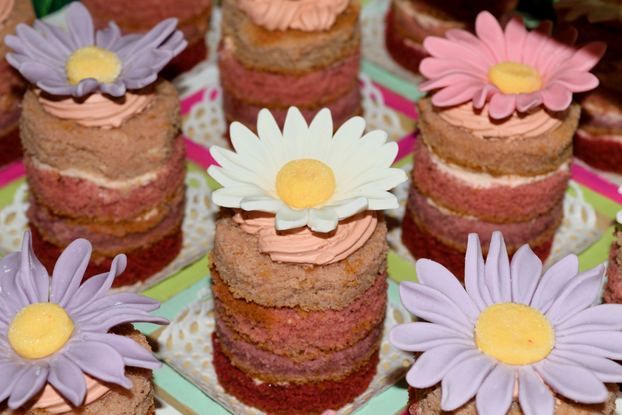 Muffins multistrato 3