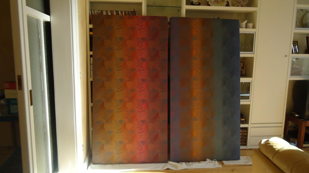 Pannelli di tessuto
