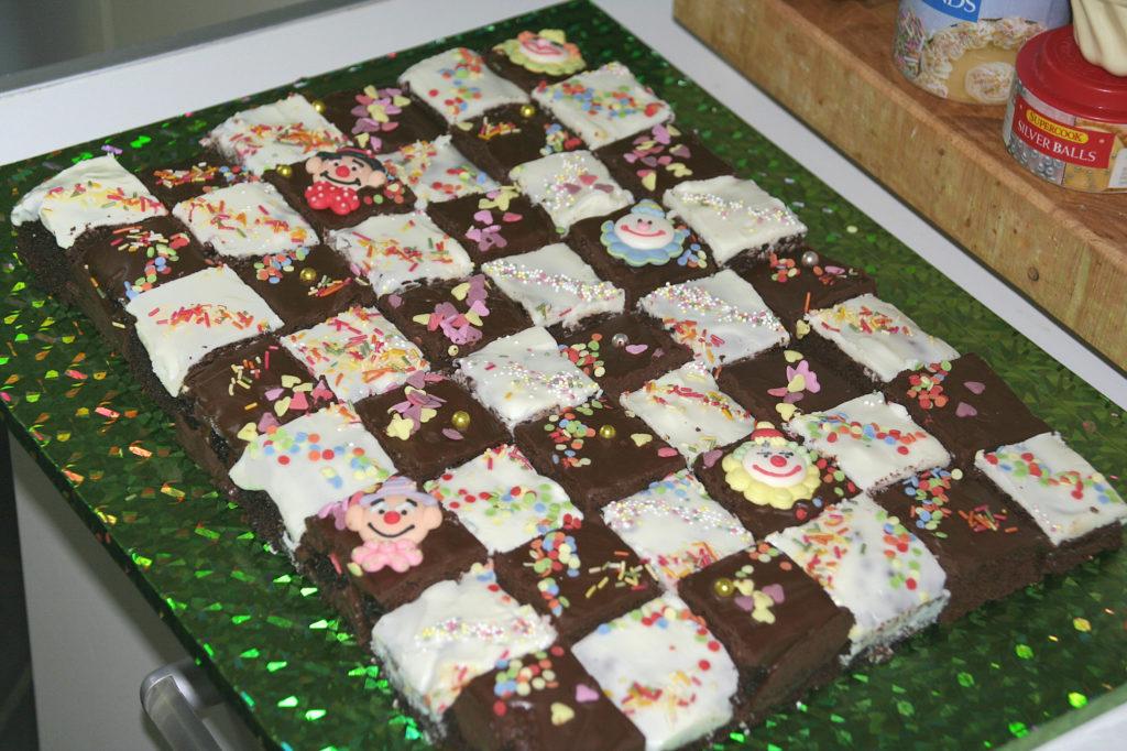 Torte per carnevale e compleanno
