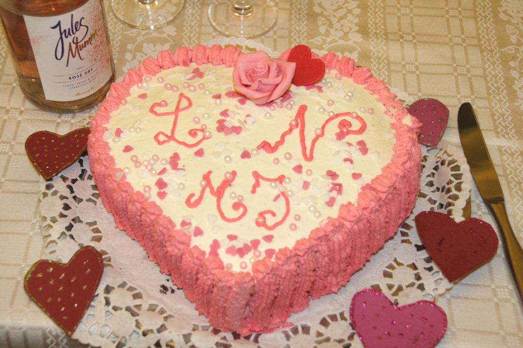 Torte per San Valentino