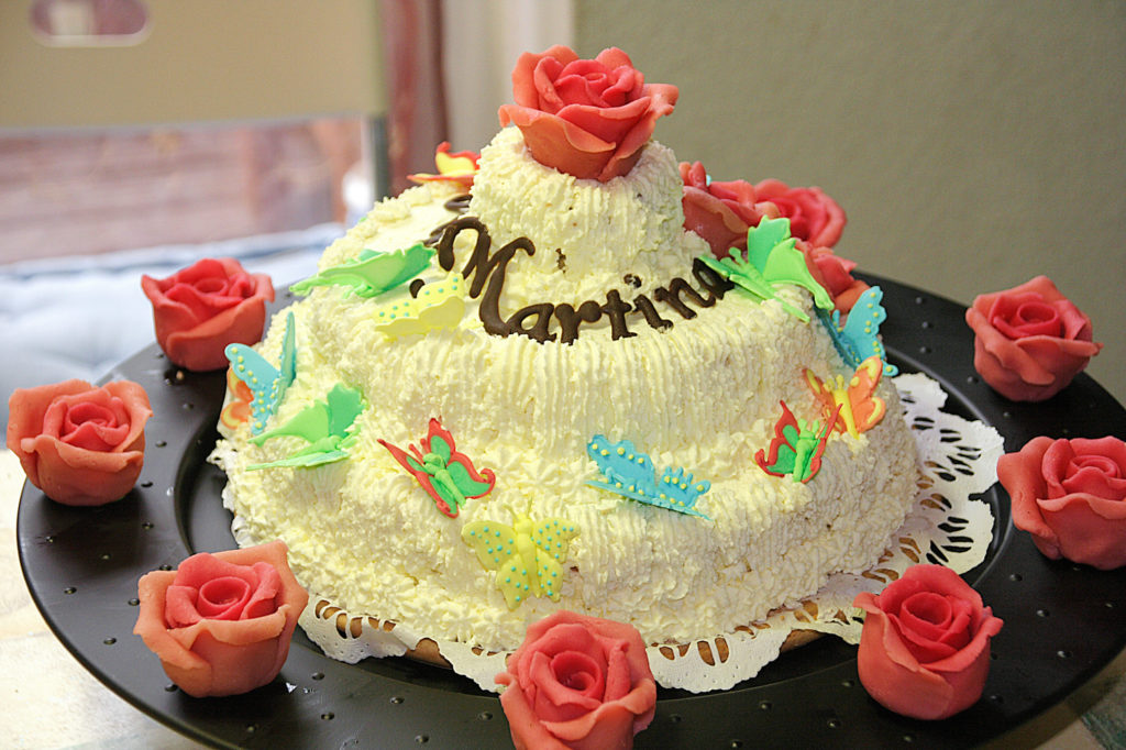 Torta farfallina 3