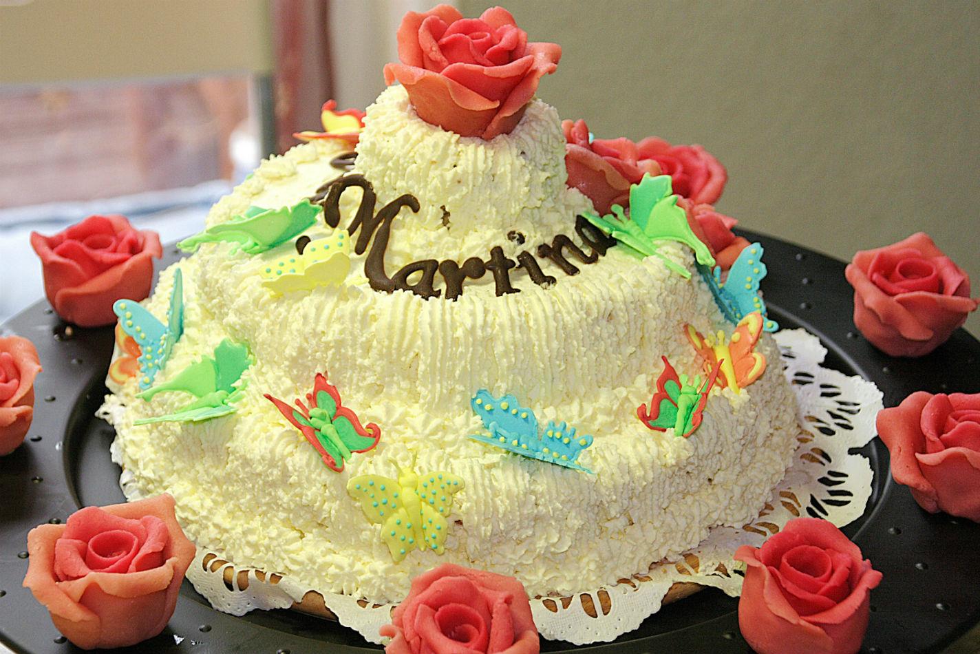 Torta farfallina 4