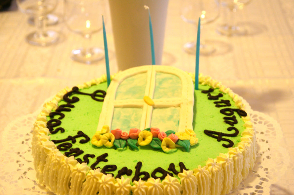 Torta Fensterbau