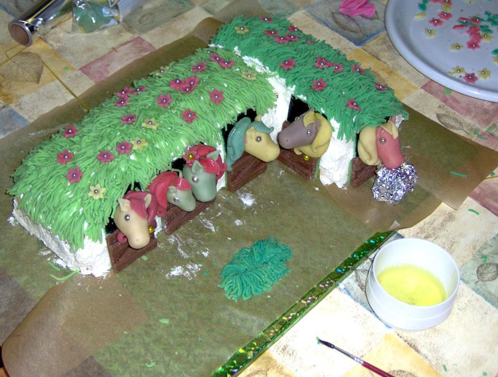 Torta minipony 3