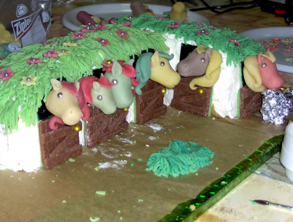 Torta minipony 4