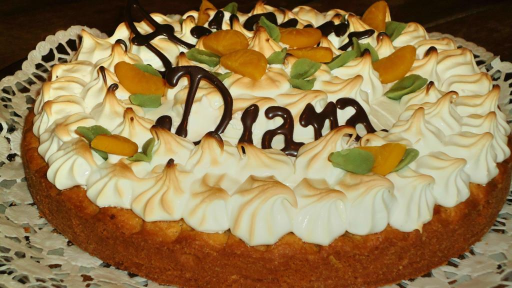 Torta per Diana