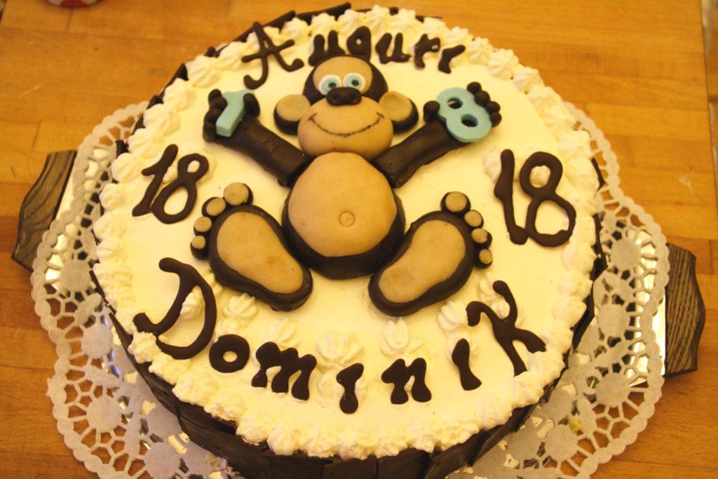 Torta per Dominik