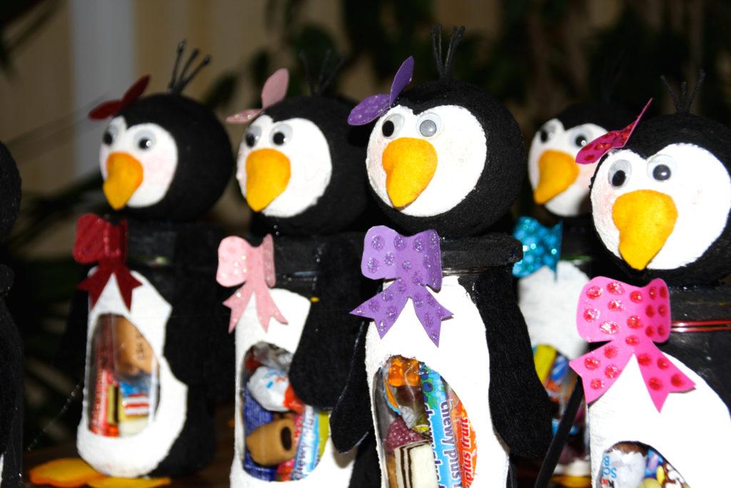 Bonbontüte pinguini