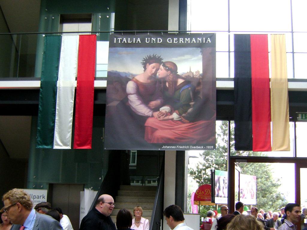 Festa Italia-Germania 16