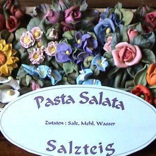 Fiori di pasta di sale 14