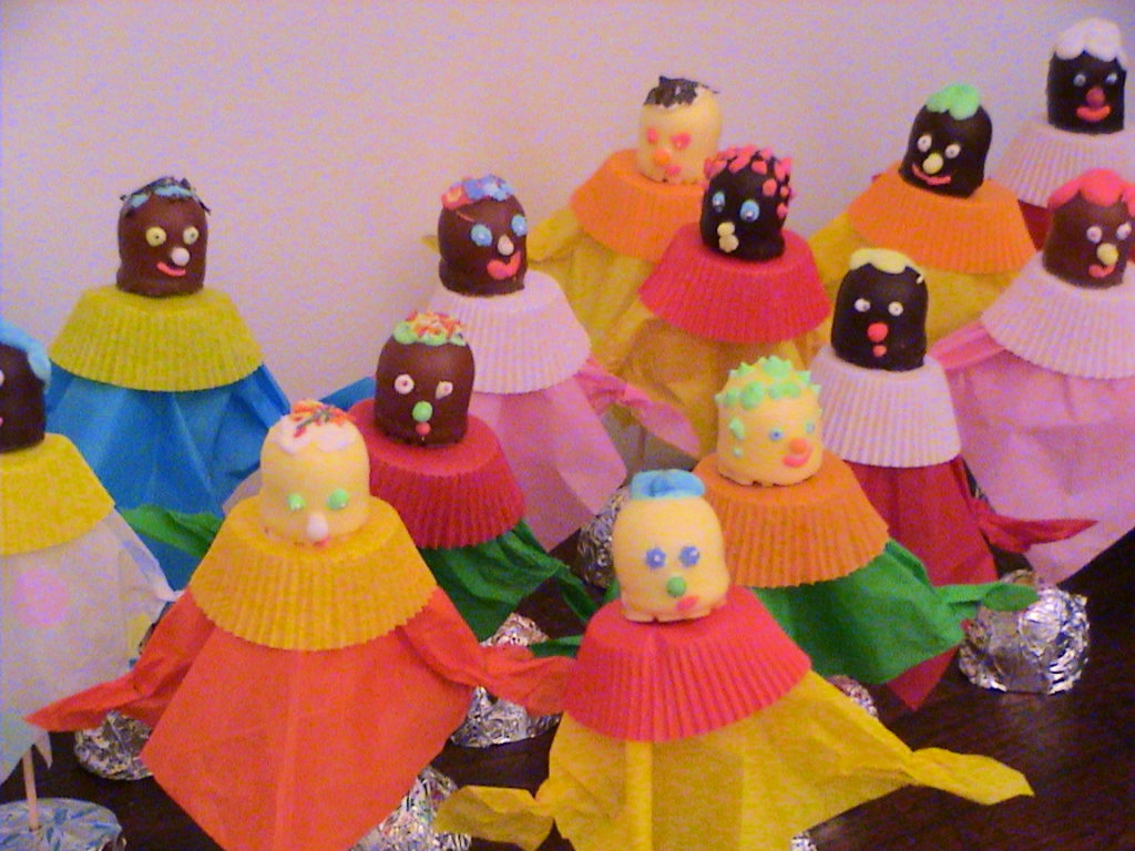 Moretti decorati 1