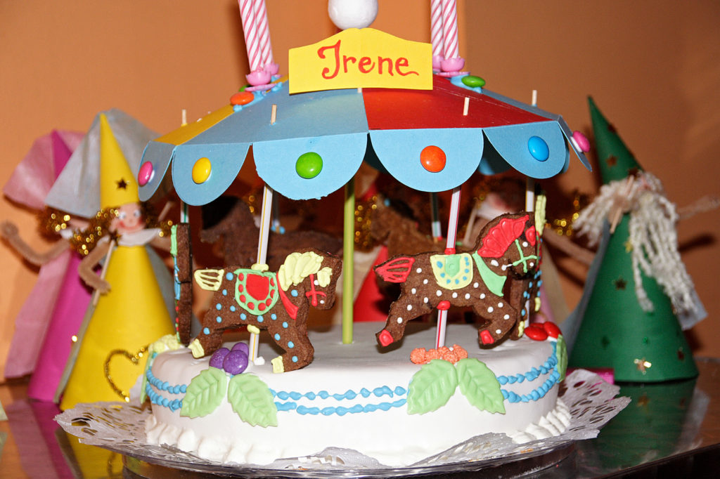 Torta carosello 1