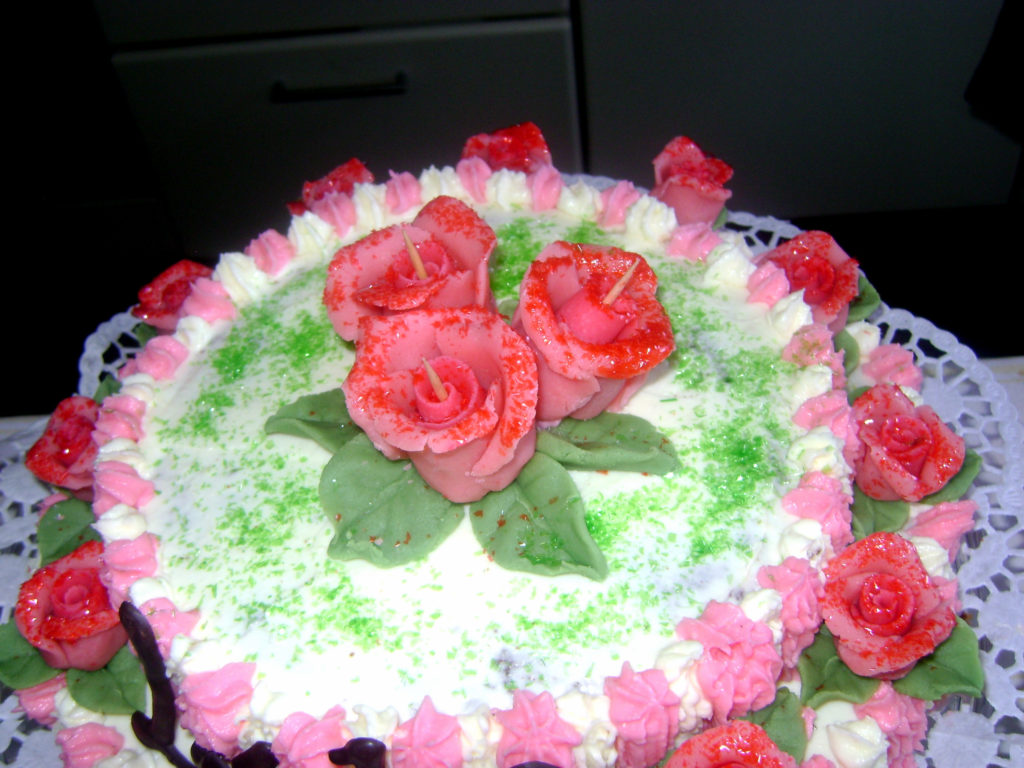 Torta per Lidia 2