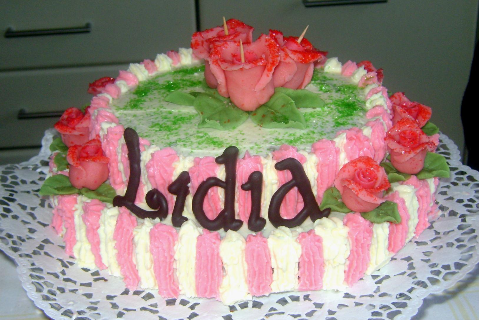 Torta per Lidia 3