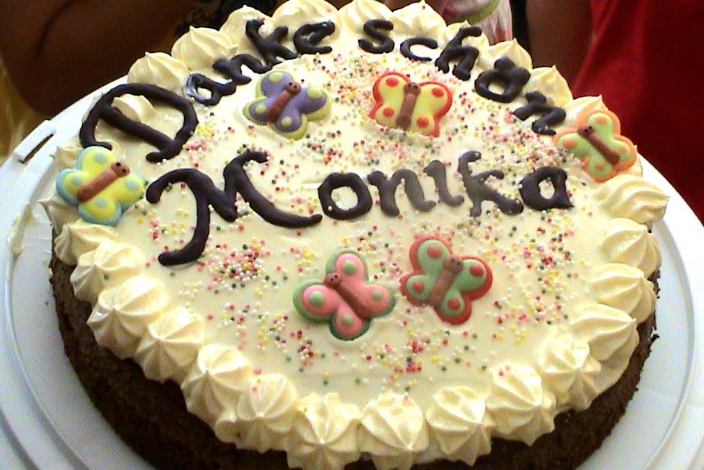 Torta per Monika 1