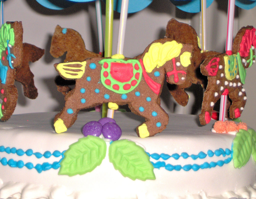 Torta carosello 2