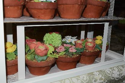 fiori in vaso
