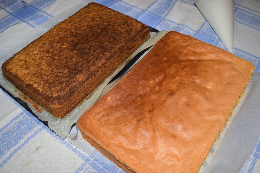 Torta Sole & Luna per Sofia